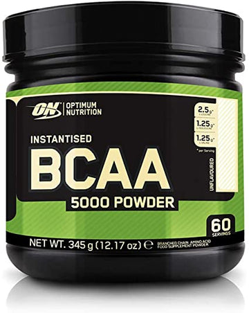 ON INSTANTIZED BCAA POWDER UNFLAVOURED 60 SERVS