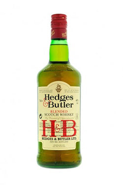 HEDGES & BUTLER WHISKY 70CL