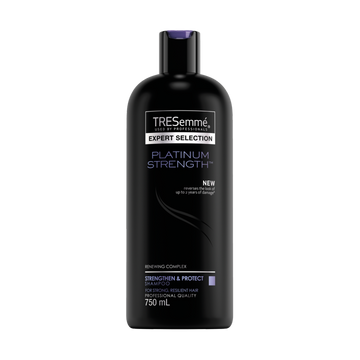 TRESEMME Shampoo - 750ml - Platinum Strength