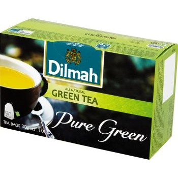 DILMAH  PURE GREEN TEA  30G