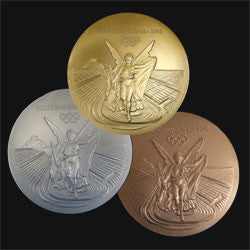 Rio Olympic Gold Medals
