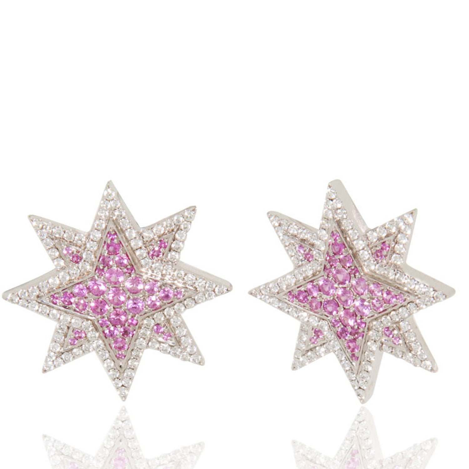 products diamond atheria llc cuffs by earrings ear stars jewelry