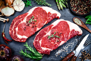 Ribeye Steak 12 oz (Pack of 4)