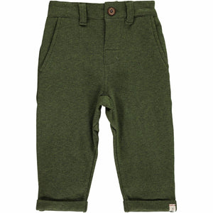 Green jersey pants (HB340a)