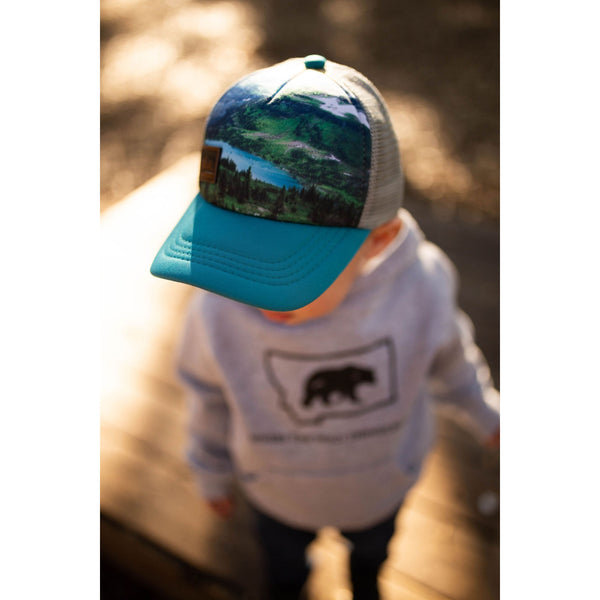 Glacier Trucker Hat