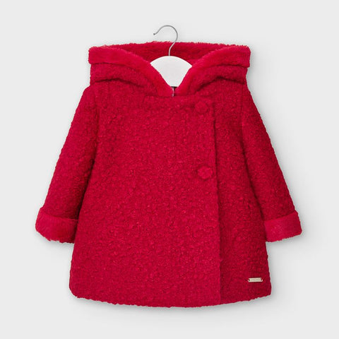 Coat Baby Girl/Red