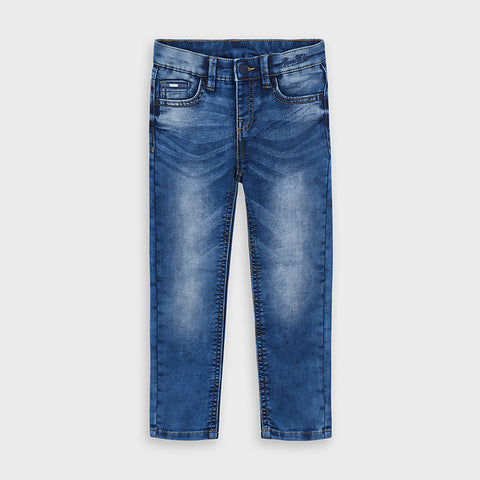 Soft Denim Pant Boy/Light Wash