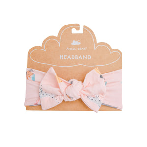 Puppy Play Headband Pink