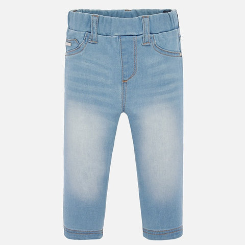 Basic Denim Pants