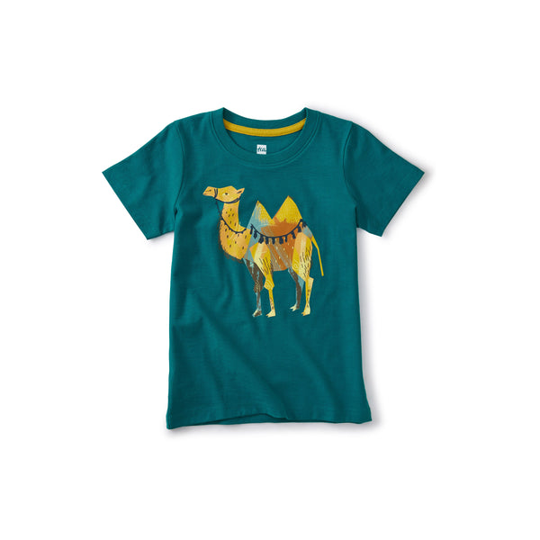 Saddle Up Camel Tee