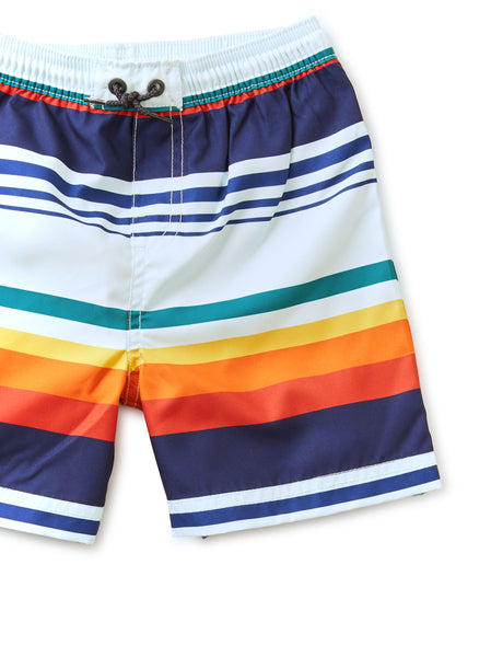 MID LENGTH SWIM TRUNK/CAIRO STRIPE
