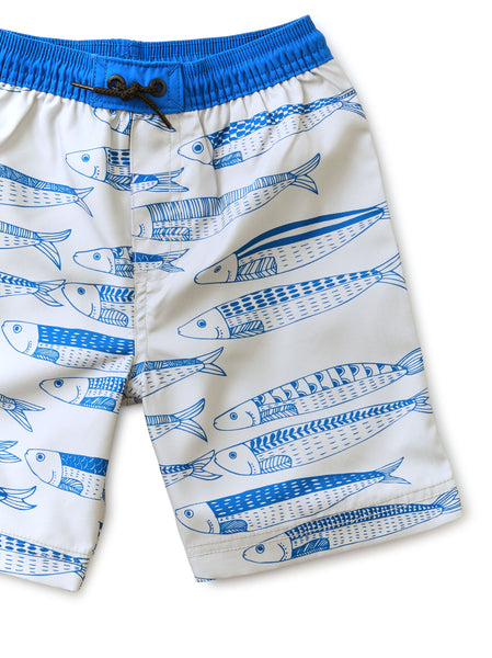 FULL LENGTH SWIM TRUNK/KING SARDINE