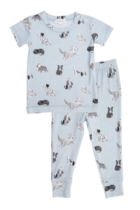 Grey Hounds Lounge Wear Set Grey