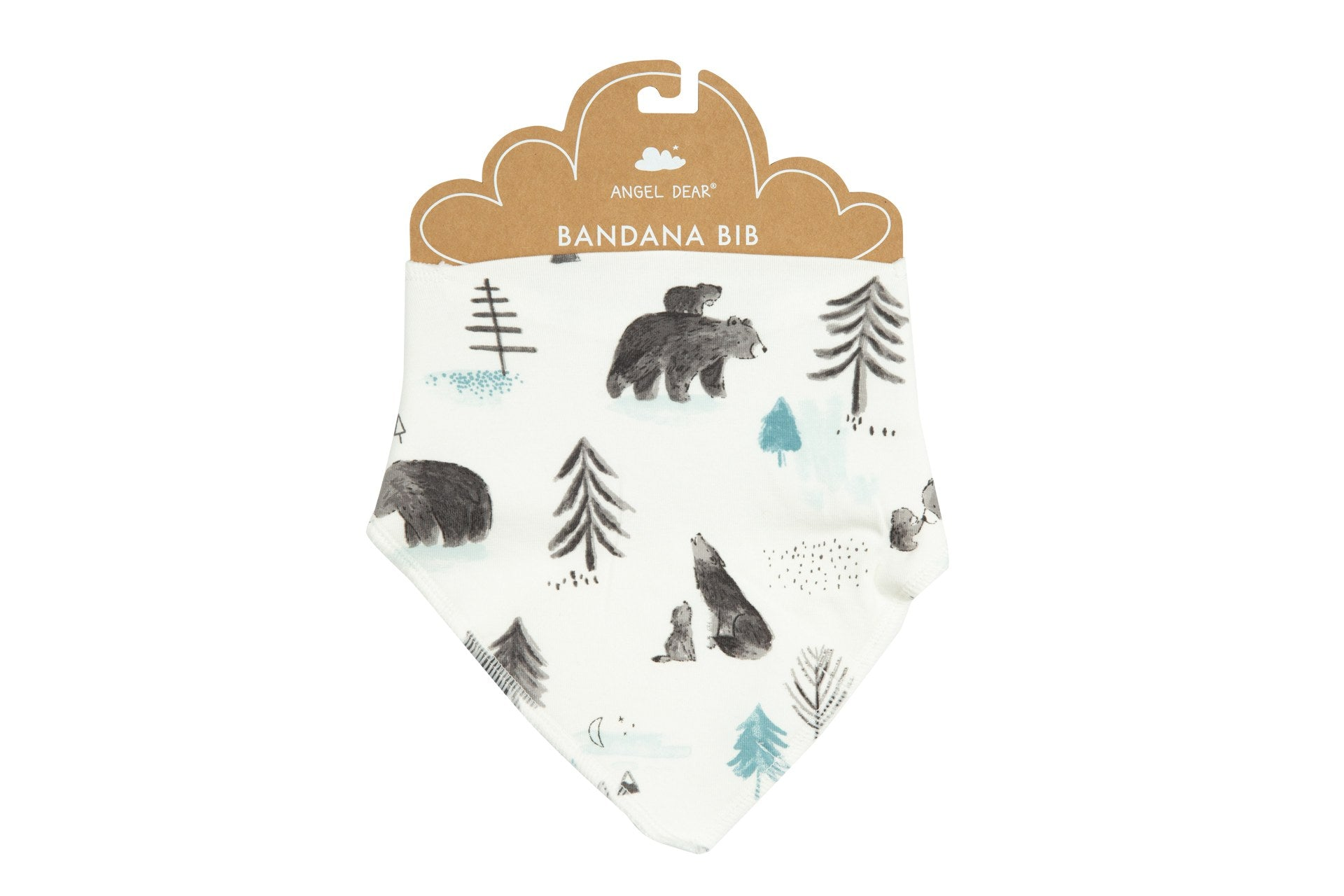 Mama And Cubs Bib