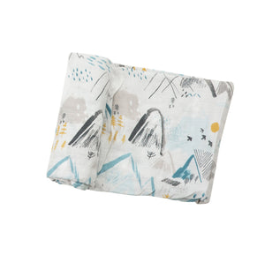 Mountain Muslin Swaddle