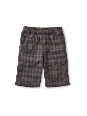 Rough N' Tough Plaid Shorts