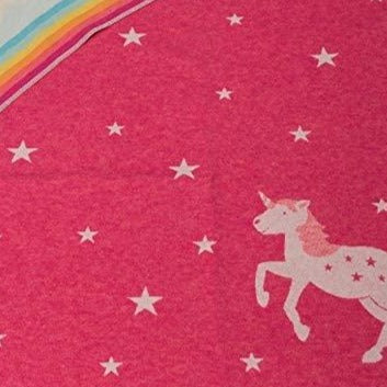 Juwel Hooded Blanket/Unicorn
