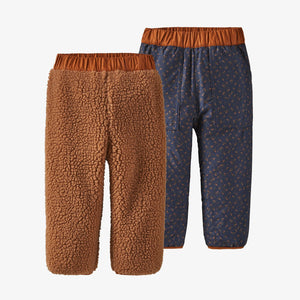 Baby Reversible Tribbles Pants-Ad Astra: New Navy