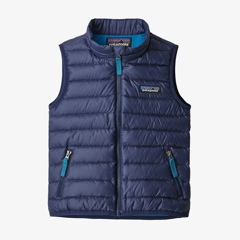 Baby Down Sweater Vest (available in 2 colors)