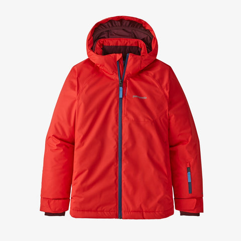 Girls' Snowbelle Jacket/Catalan Coral