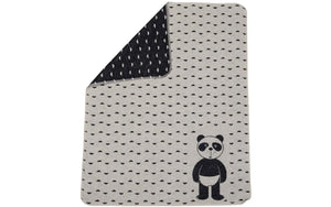 Juwel Blanket/Panda/Off White