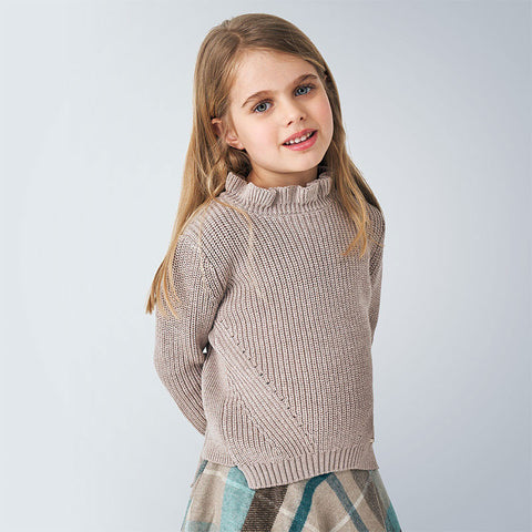 Sweater/Light Fawn Lurex