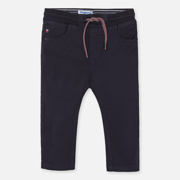 Long jogger pants/navy