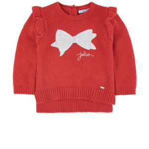 Jolie Sweater/Red