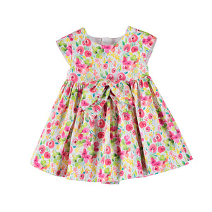 Flowers dress-Camellia