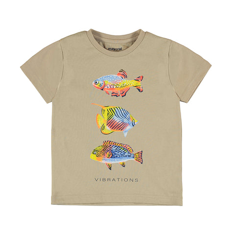 Tropical fish s/s t-shirt