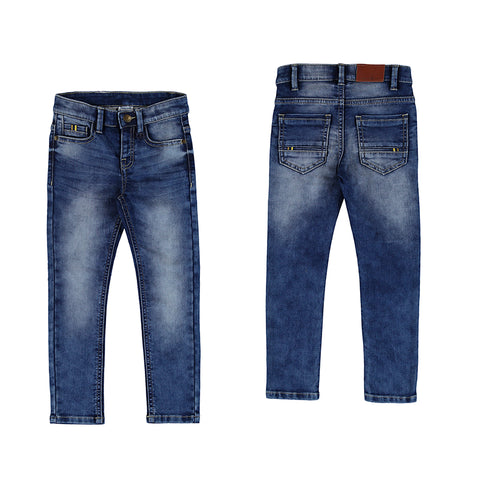 soft denim pant-medium wash