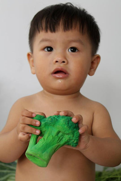 BRUCY BROCCOLI TEETHER