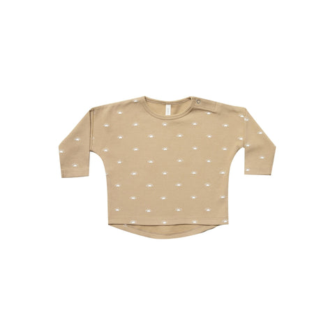 Longsleeve Baby Tee/Honey