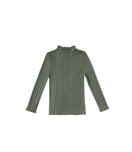 Ribbed Longsleeve Sweater
