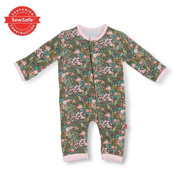 harlow modal magnetic coverall