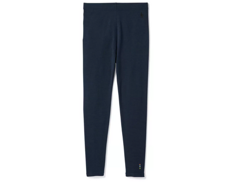 Kids' Merino 250 Base Layer Bottom-Deep Navy