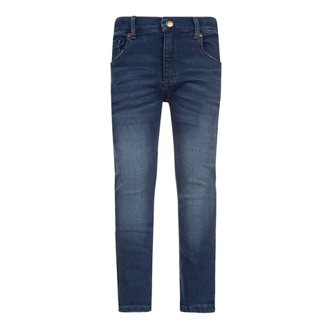 Slim Leg Denim/Medium Wash