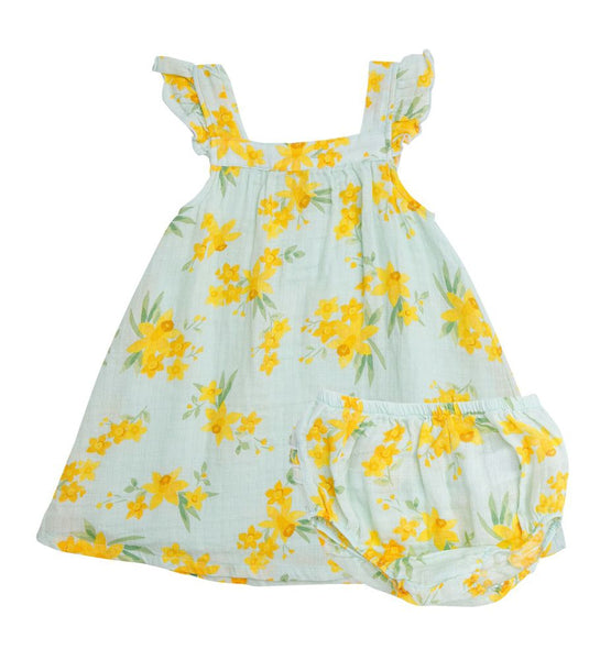 Daffodil Sundress/Mint