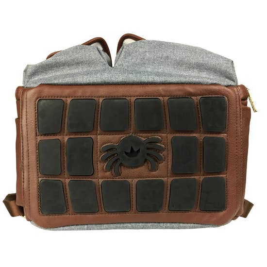 Handsome Heather Boss Diaper Bag