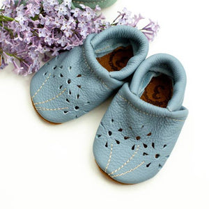 Big Sky Blossoms Baby Shoes