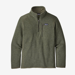 Boys' Better Sweater® 1/4-Zip Fleece Jacket (available in 3 colors)
