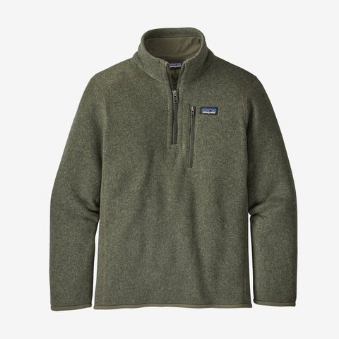 Boys' Better Sweater® 1/4-Zip Fleece Jacket