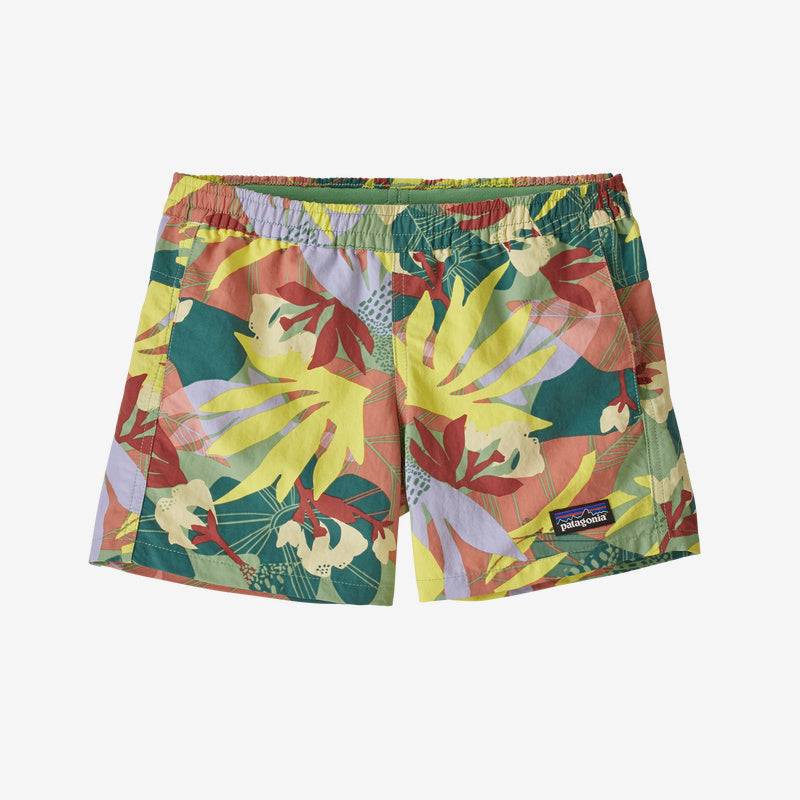 Girls' Baggies™ Shorts/Thistle Green