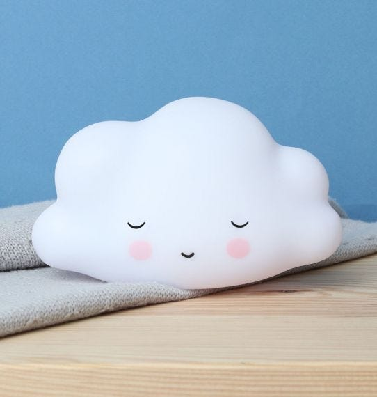 Sleeping Cloud Night Light