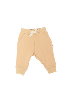 The Bamboo Fleece Sweatpant/Tan