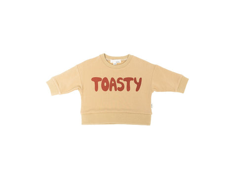 The Bamboo Fleece Sweatshirt/Tan Toasty