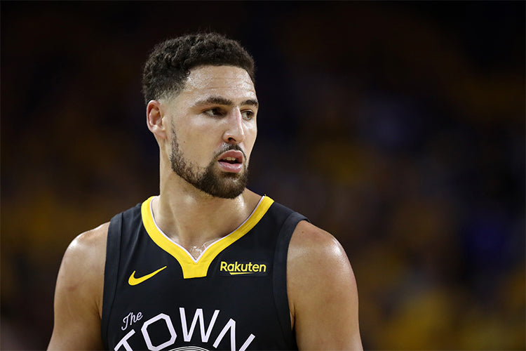 Meet Golden State Warriors Superstar Klay Thompson in San Francisco