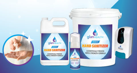 GlanHealth Hand Sanitizer
