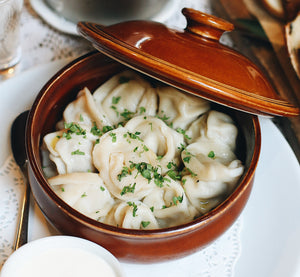 Pelmeni with Beef and Pork
