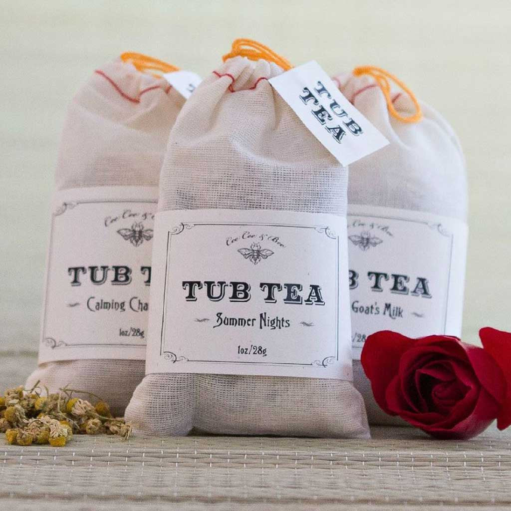 Gift Set Tub Tea 3-Pack